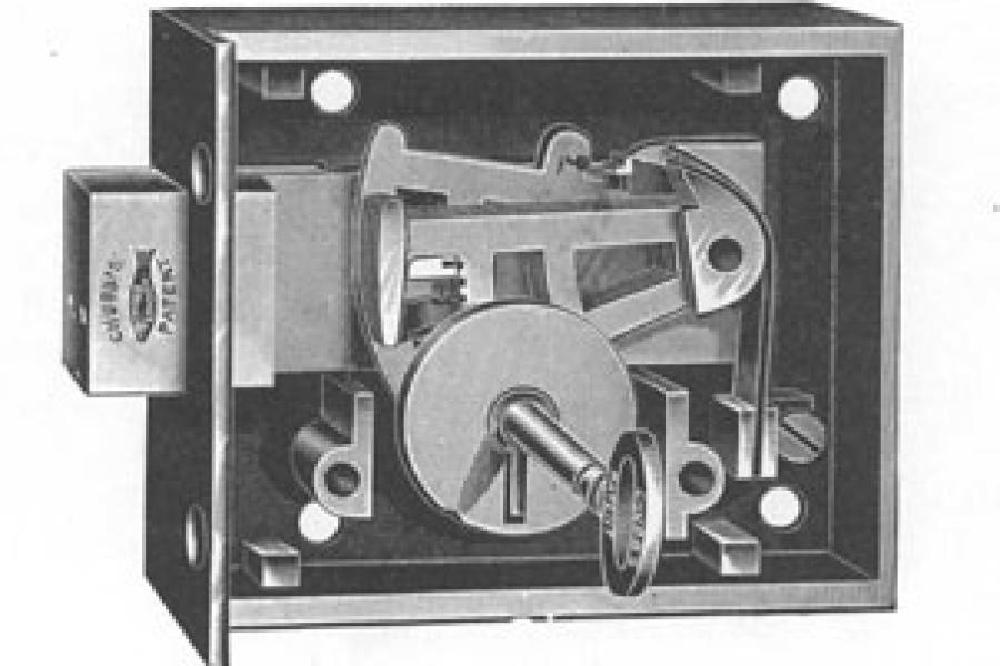 Chubb - Lock History