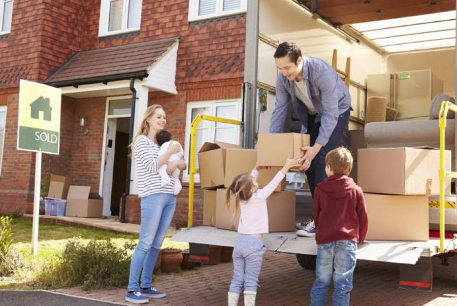 Have you took the first step when moving house?
